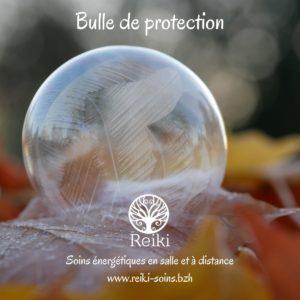 Reiki - Bulle de protection