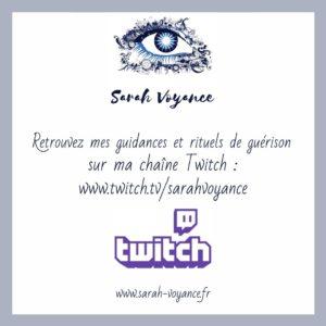 Twitch Sarah Voyance
