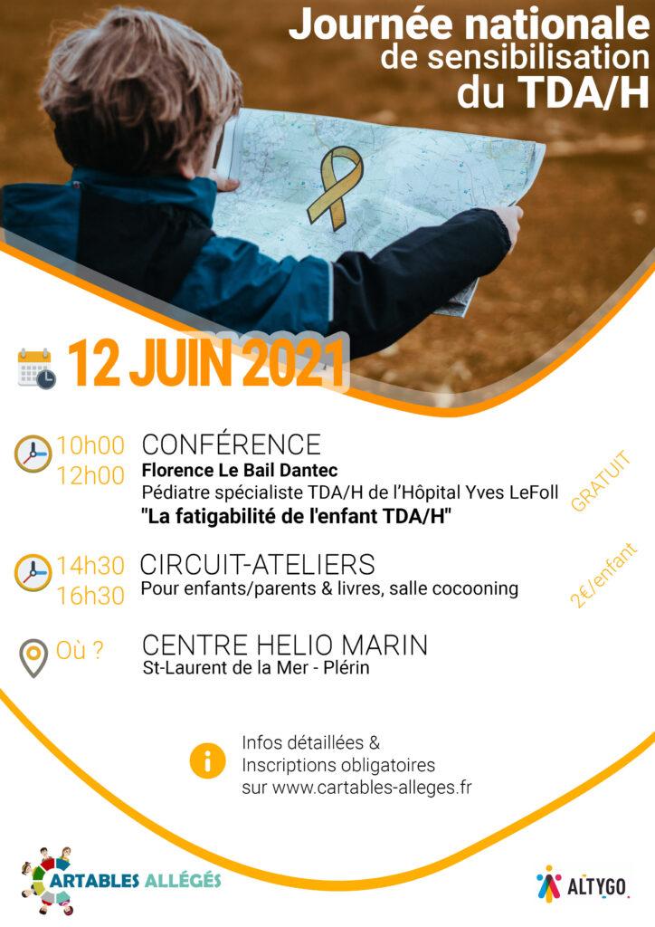 TDAH Cartables Alleges 12 juin 2021